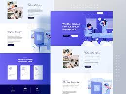 Design Specific Ltd Chemical Testing Landing Page Page Design Web Design Landing