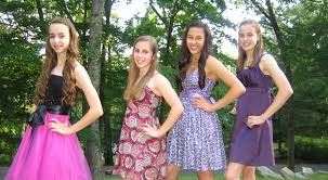 dresses for an 8th grade dance