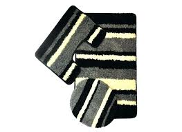 black and white bathroom rugs coffee and gold bathroom accessories