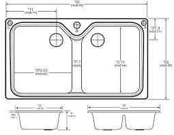 double sink size double bowl kitchen sink dimensions double belfast sink size