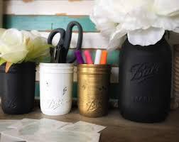 office desk decorations. contemporary office rustic desk accessories mason jar set stylish  decor inside office decorations a