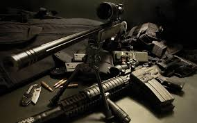ault military weapons guns