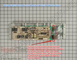 maytag gemini range control panel stopped working, does not Maytag Mgr6875adw Wiring Diagram maytag gemini range control board Maytag Dryer Electrical Diagram