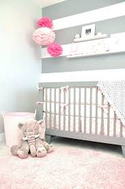 pink elephant baby nursery crib bedding embroidered set infant girl and black elep pink elephant baby nursery bedding