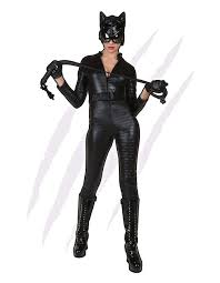 Beautiful Sexy Catwoman Costume