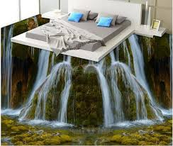 waterfall 3d wall art