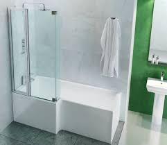 Contemporary Shower Cleargreen Ecosquare Contemporary Shower Bath Uk Bathrooms