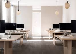 Designer Office Space Adorable 48 Of The Best Minimalist Office Interiors Where There's Space To Think