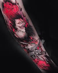 Pin By Erich Zann On Brando Chiesa татуировки аниме татуировки