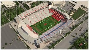 University Of Arkansas Football Stadium Seating Chart
