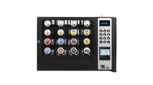 Top Vending Machines Awesome CTop Single Serve Coffee Pod Vending Machine VendingMarketWatch