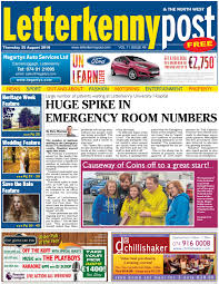 Letterkenny Post 25 08 16 By River Media Newspapers Issuu