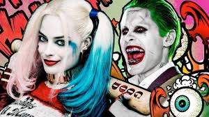squad margot robbie and costume designer kate hawley on harley quinn and joker s mad love