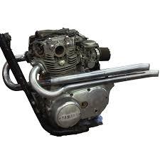 xs650 chopper bobber parts hardtail frame kits forward