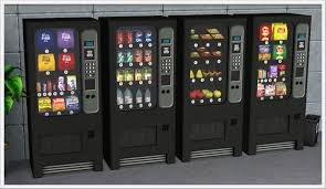 Large Vending Machines Stunning Around The Sims 48 Custom Content Downloads Objects Appliance