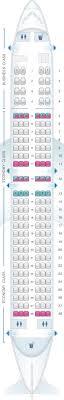 Seat Map Egyptair Boeing B737 800 Seatmaestro