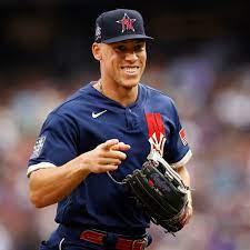 New York Yankees star Aaron Judge in ...