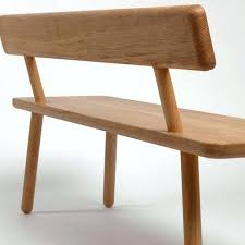 indoor wooden bench with back indoor bench contemporary in wood one back another country wood bench