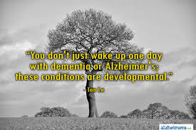 Alzheimers Quotes Custom Quote Alzheimer's Development