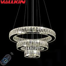 Us 14904 31 Offhause Dekorative Beleuchtung Led Kristall Anhänger Lampe Dimmbare Innen Lampen Kronleuchter Moderne Beleuchtung Leuchten Mit