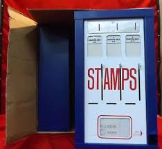 Stamp Vending Machines Enchanting STAMP VENDING MACHINE New 4848 PicClick
