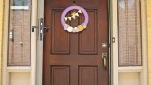 how to restain a front door the easy way