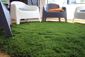 image of fake grass carpet indoor indoor outdoor of green artificial grass carpet area rug