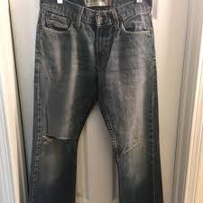 Levis 514 Slim Straight Jeans W28 L30