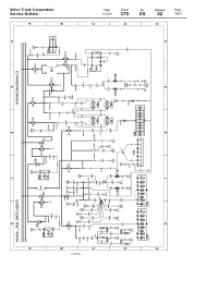 volvo wiring diagram vm volvo truck corporation