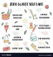 Zero Waste Lifestyle Tips For Self Care