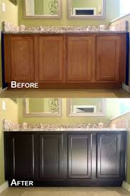 Staining Oak Cabinets Espresso 97 Best Images About Stained Cabinets On Pinterest Old Master