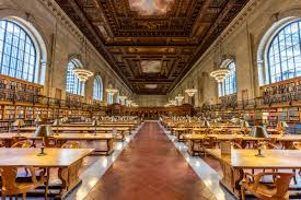 Reading Room In House Nypls Rose Main Reading Room Is Officially A New York City