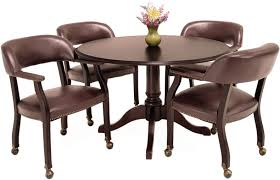 the perfect conference table chairs set traditional round