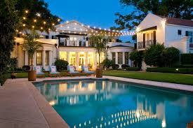 swimming pool lighting options. Classic Market Lights Never Go Out Of Style And Add Elegance To Any Outdoor Space. Whether You Are Working With A Tuscan-inspired Or Traditional Patio Swimming Pool Lighting Options