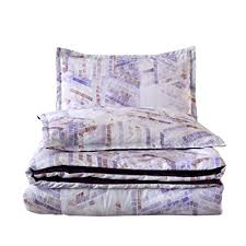 ntbed geometric printed comforter sets