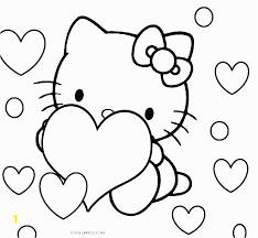 Hello Kitty Cat Coloring Pages Expensive S Christmas Cat Coloring