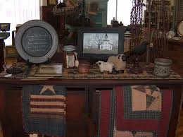 Primitive Bedroom Primitive Country Home Decor Home Office