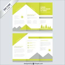 Pamphlet Template Free Free Fold Brochures Templates Word Pamphlet Template Download