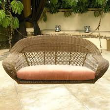 Hatteras Porch Swing Replacement Cushions With Back Patio Costco