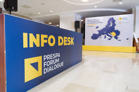 Prespa Forum Dialogue international conference brings together around 300 participants, including top officials from Europe, U.S. and over a hundred reporters – МИА