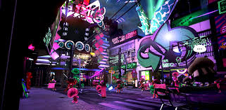 Splatoon 2 Brand Chart Random Find Out Who Likes Who With The Brand New Splatoon 2