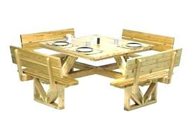 picnic table bench combo plans plans for picnic table round picnic table plans square picnic table picnic table bench combo plans