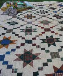 Ohio Star + Irish Chain | Quilting | Pinterest | Ohio, Chains and Star & ohio star quilt w/ irish chain Adamdwight.com