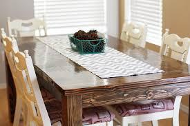 Easy Diy Dining Table Easy Diy Dining Table