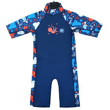 Uv Sun Sea Suit Under The Sea