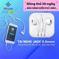 Tai nghe Iphone hàng đẹp âm thanh tốt bass căng dùng cho nhiều dòng điện  thoại Samsung, Xiaomi, Oppo
