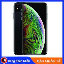 Điện thoại Apple iPhone Xs Max 256GB - Nhập khẩu (Bản quốc tế)