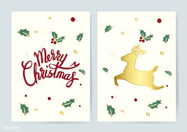 Thousands of new christmas cards png image resources are added every day. Merry Christmas And A Reindeer Card Vector Free Image By Rawpixel Com Reindeer Card Christmas Cards Free Merry Christmas Card Design