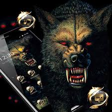 We hope you enjoy our growing collection of hd images to use as a. Dark Bloody Vivid Wolf Theme Apps Bei Google Play