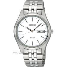 "men s seiko solar powered watch sne031p1 watch shop comâ""¢ mens seiko solar powered watch sne031p1"